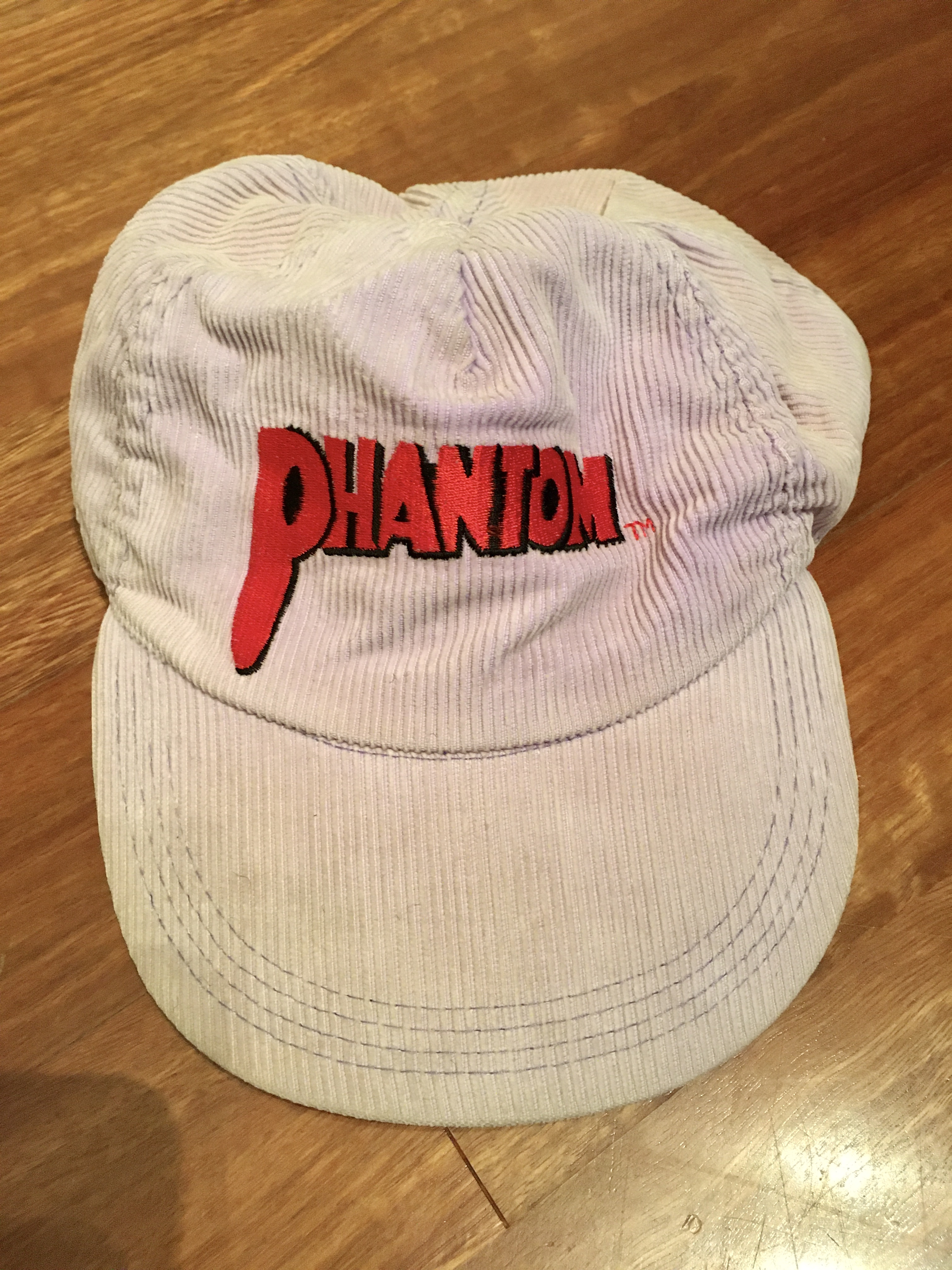 1990s Phantoms hat