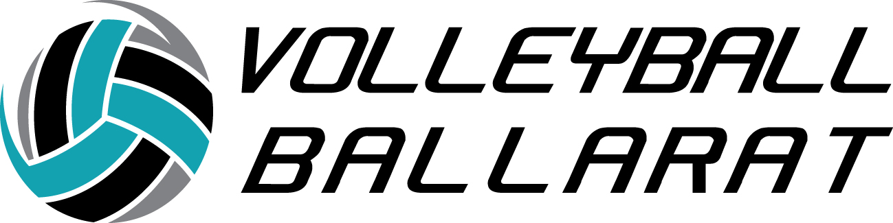 Volleyball Ballarat Logo